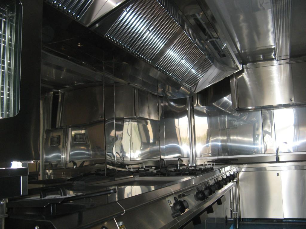 Favorito Cosa mi serve per arredare una cucina industriale? RH21