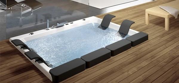 Vasche da Bagno Online, BluBleu - Novellini