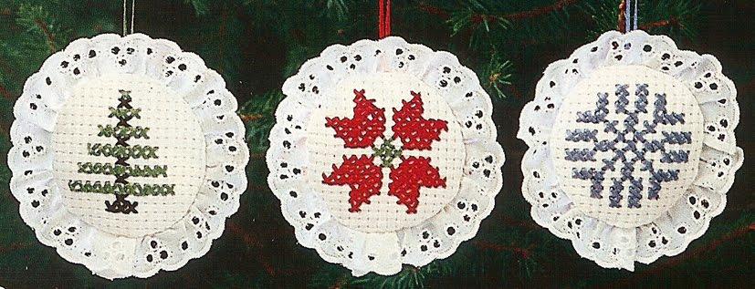 Idee Regalo Natale Punto Croce.Idee Ricami Punto Croce