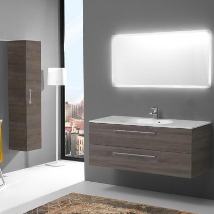 Arredo bagni tra cassetti contenitori e composizioni for Specchi contenitori bagno design