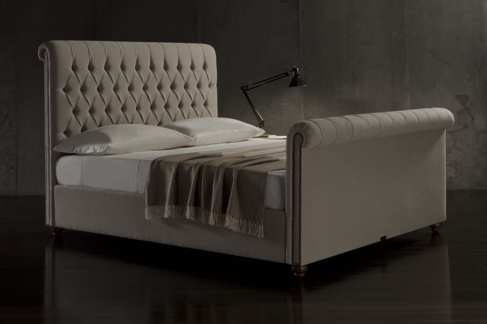 Come trasformare la camera da letto in un 39 oasi di relax - Pediera del letto ...