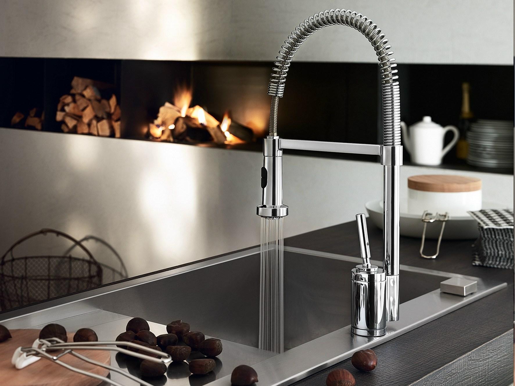 Rubinetteria da Cucina, oggetti di design per arricchire con ...