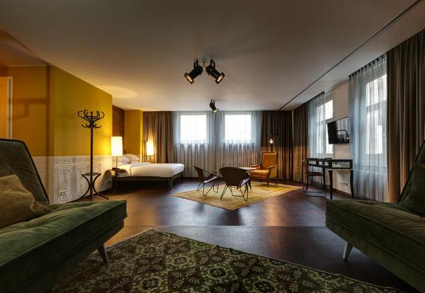 Ad Amsterdam un nuovo hotel in stile vintage - Arredo News