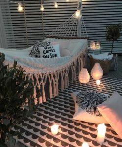 luci per balcone perfetto