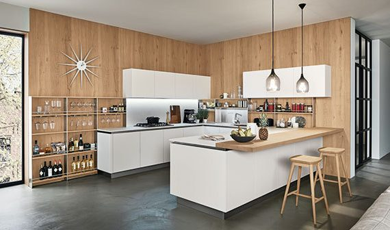 Veneta Cucine Modello Greta.Veneta Cucine Il Design Italiano All Avanguardia Arredo News