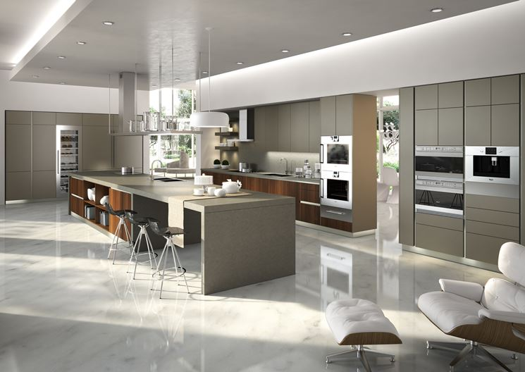 Awesome Cucine Snaidero Moderne Photos - Skilifts.us - skilifts.us