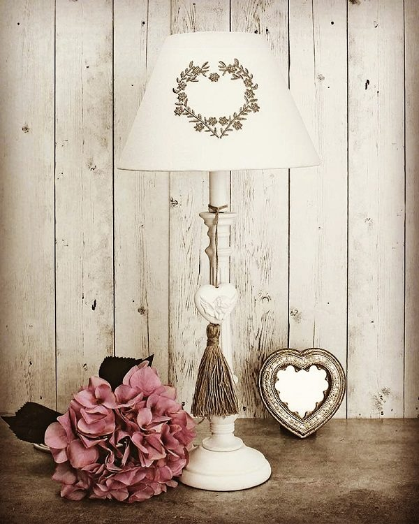 Decorare la casa in stile shabby chic