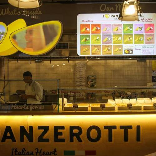 Fast food all'italiana, a New York a colpi di panzerotti