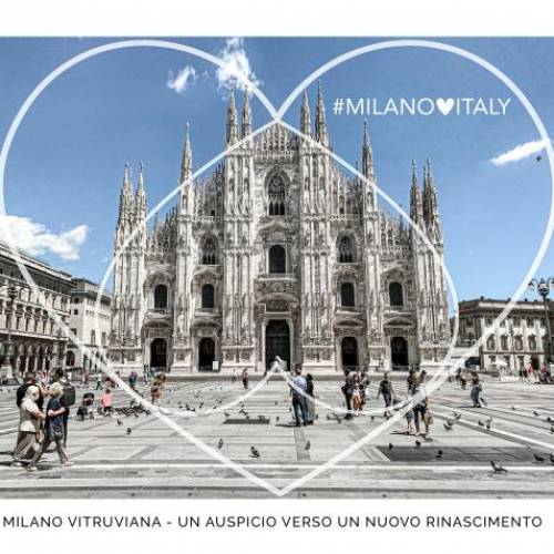 NASCE MILANO LOVES ITALY COMUNE DI MILANO, WHITE, CBI- CAMERA BUYER ITALIA e BEST SHOWROOM UNISCONO LE FORZE PER FAR RIPARTIRE MILANO E LA SUA FASHION WEEK A SETTEMBRE.